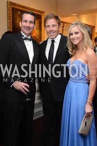 Matt Walter, TK Kimbrell, Laura Covington