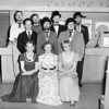 This group is dressed up for the Effingham Centennial in 1954. The negative was marked Sears employees. Do you recognize any of the people? If so share the information online at the Effingham Daily News Facebook page.
