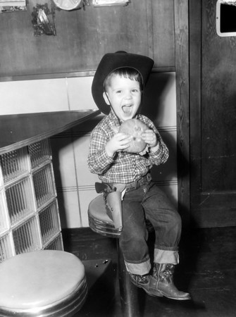 A young boy is really enjoying his sandwich in this photo taken in 1961. The negative was marked Echo Inn. Do you remember the restaurant or do you recognize the boy? If so, share the information online under the photo on the Effingham Daily News Facebook page.