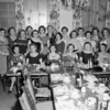 "The negative for this photo was marked ""Society group, 1958."" Do you recognize any of the ladies in the group? If so, share the information online under the photo on the Effingham Daily News Facebook page."