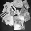 These items, including a Dennis the Menace comic book, gum, popcorn, pitcher, candle and Kool-Aid, were part of Christmas packages packed for the U.S. servicemen overseas in 1970.