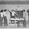 Effingham Players practice for a production in 1974. Do you recognize any of the actors? If so, share the information under the photo online at the Effingham Daily News Facebook page.