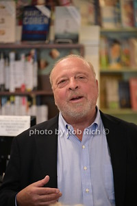 Author Nelson Demille discusses his new book Radiant Angel at Bookhampton on Saturday, June 13, 2015  in Southampton Village. photo by Rob Rich/SocietyAllure.com