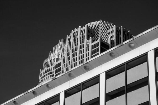 B&W Buildings & Street Scenes