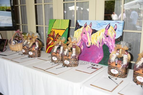 silent auction items<br /> photo by Rob Rich/SocietyAllure.com © 2015 robwayne1@aol.com 516-676-3939