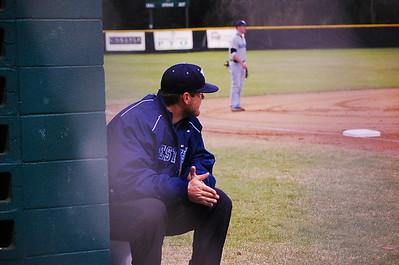 Cold start to Baseball 2015