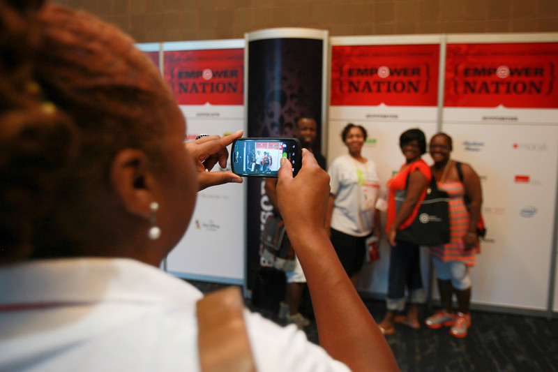 The 2012 National Urban League Conference in New Orleans, La. July 25, 2012. Photo by Brian Branch Price