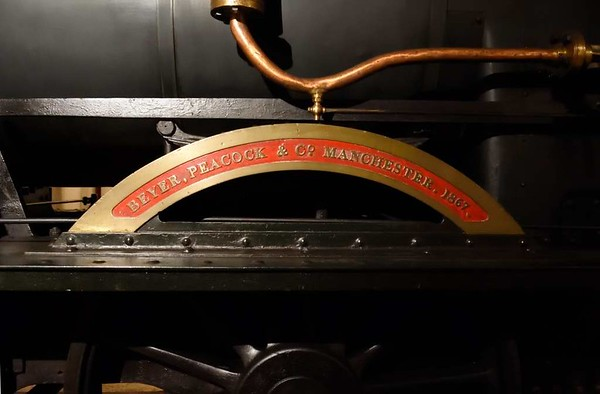 Swedish State Railways 0-6-0 No 93 Jernsida (= Ironside), Swedish Railway Museum, Gavle, 25 July 2015 3.
