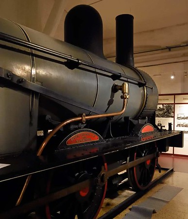 Bergslagernas Railways 0-6-0 No 27, Swedish Railway Museum, Gavle, 25 July 2015 2.