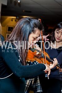 Win-Ni Chen. Photo by Tony Powell. CUA 50th Anniversary Gala Concert. Kennedy Center. April 12, 2015