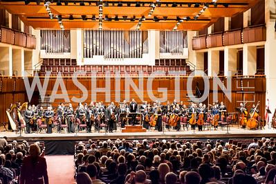 Photo by Tony Powell. CUA 50th Anniversary Gala Concert. Kennedy Center. April 12, 2015