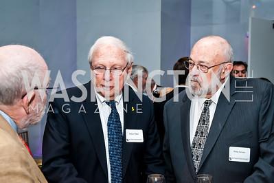 Robert Talbot, Philip Stevens. Photo by Tony Powell. CUA 50th Anniversary Gala Concert. Kennedy Center. April 12, 2015