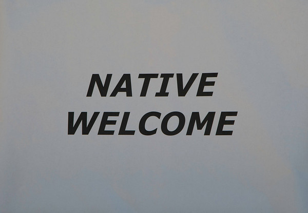 Native Welcome 2013