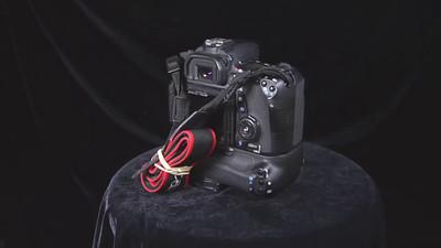 C0056 Canon 7D Mark II w bat grip