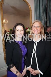 Aisling Swaine, Mary O'Dea