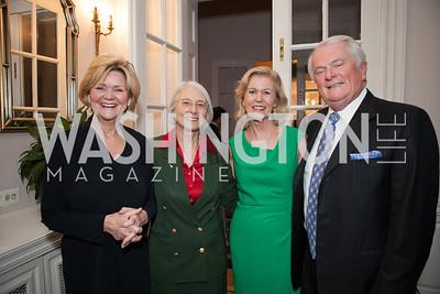 Mary Ann Thompson, Darlene Meskell, Anne Anderson, Brian Thompson
