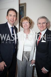 Stewart Matthews, Mariam Smyth, Patrick O'Shea
