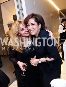 Hana Bondarewska, Marci Robinson. Photo by Tony Powell. Ina Ginsburg Celebration. Kennedy Center. February 9, 2015
