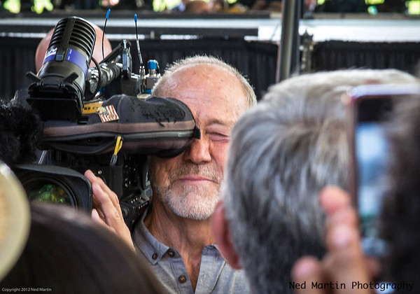 Photographing the Cameraman, Charlottesville, VA