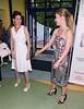 Debra Messing and Leven Rambin