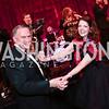 Doug and Diana Dykstra. Photo by Tony Powell. 2015 Choral Arts Gala. Kennedy Center. December 14, 2015