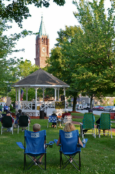 Concerts on the Common