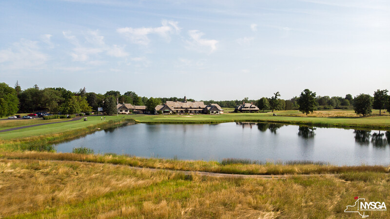 View of Clubhouse from #11 Fairway