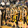 D9 Girls A Championship game 2014