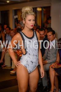 DC Swim Show, Media Preview, Cafe Milano, July 23, 2015.  Photo by Ben Droz.