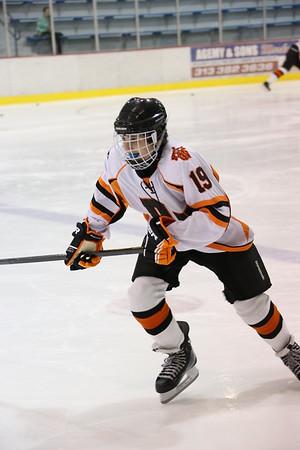 DU Hockey Scrimmage