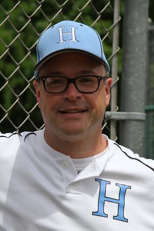 Bill Diel, T-Ball Commissioner