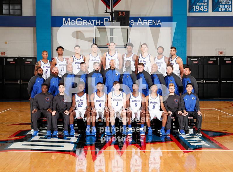 c872f5374c64 2017-18 DePaul Men s Basketball Team - SteveWPhoto