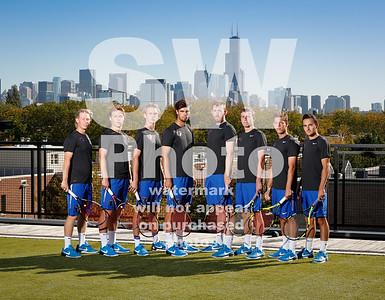 10.17.2017 - DePaul Men's Tennis Action