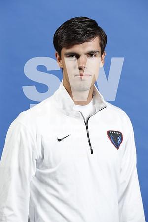 2017-18 DePaul Men's Tennis Team