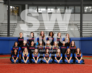 2017 DePaul Softball Team