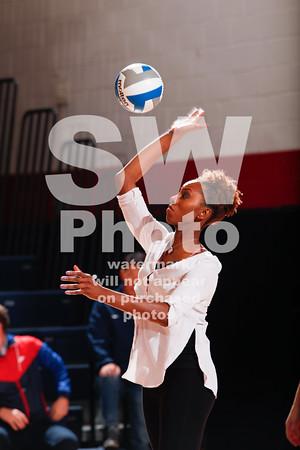 10.12.2016 - DePaul Volleyball vs. Xavier