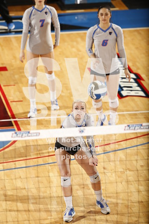 10.18.2015 - DePaul Volleyball vs. Providence