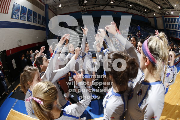 11.13.2016 - DePaul Volleyball vs. SHU