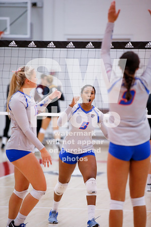 8.26.2016 - DePaul Volleyball vs. Loyola