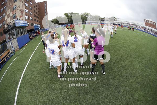8.23.2015 - DePaul Women's Soccer vs. Utah