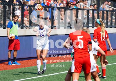 9. 6.2015 - DePaul Women's Soccer vs. Nebraska