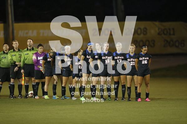 9.17.2015 - DePaul Women's Soccer at Loyola