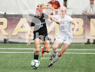 9.17.2017 - DePaul Women's Soccer at Loyola