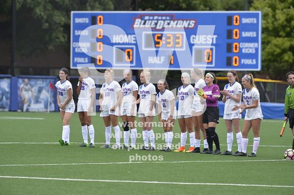 9.22.2016 - DePaul Women's Soccer vs. LUC