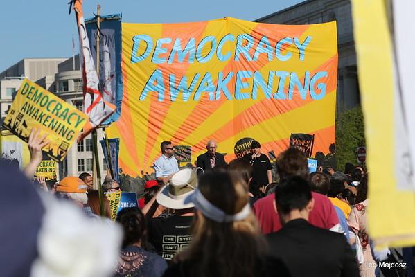 Democracy Awakening  4/18/16