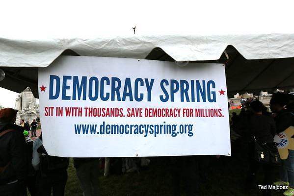 Democracy Spring 4/11/16