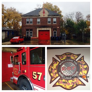 Detroit Engine 57 - 13960 Burt Rd