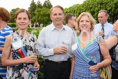 Eleanor Kerr,  Chris Thiel, Betsy Brand