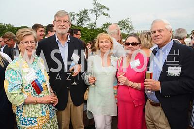 Lynne Church, Jim Skiles, Kathy Sawyer, Melinda Schadeberg, Dudley Schadeberg