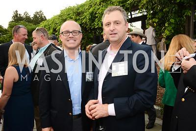 Michael Geary, Stephen Mills